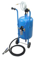 portable sand blaster soda blasting machine price