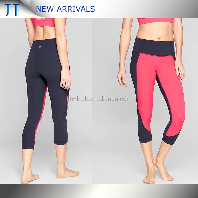 Hot sell fitness clothing custom made yoga pants wholesale yoga tights with pocket