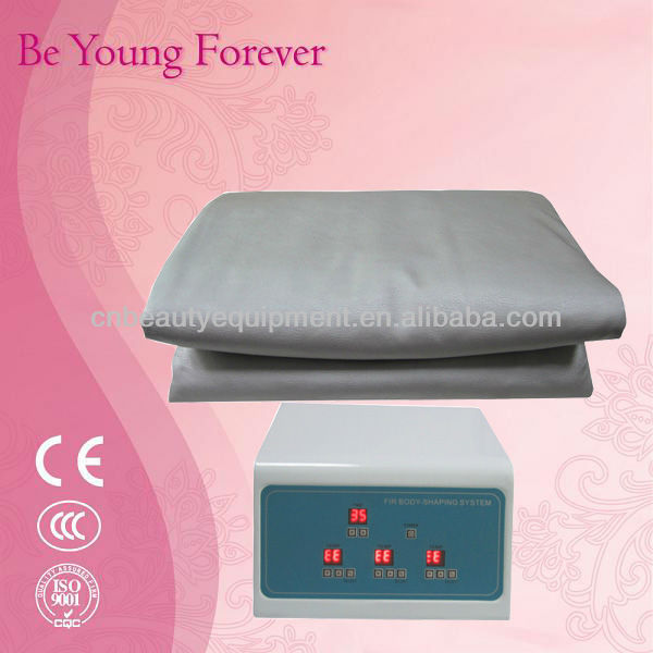 infrared thermal slimming blanket BS-49A infrared thermal blanket portable infrared sauna blanket