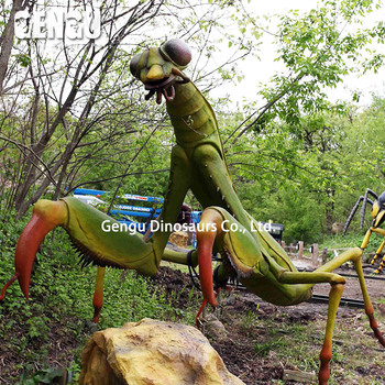 Exhibition Giant Insect Model Giant Insect For Park