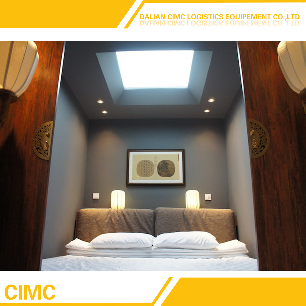 Comfortable living container house buy living container for Container house prezzi