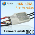 Flier 16S and120A ESC for rc Airplane