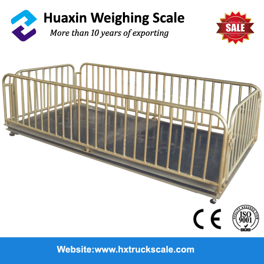 Livestock scales cattle scales for animals pig sheep