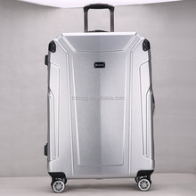 2017 New Arrival ABS+PC Material Aluminium Trolley Luggage Sets With Cheap Price , Factory Wholesale