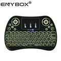 T2 Mini keyboard Wireless 2.4G Backlight Touchpad Keyboard ENY manufacture