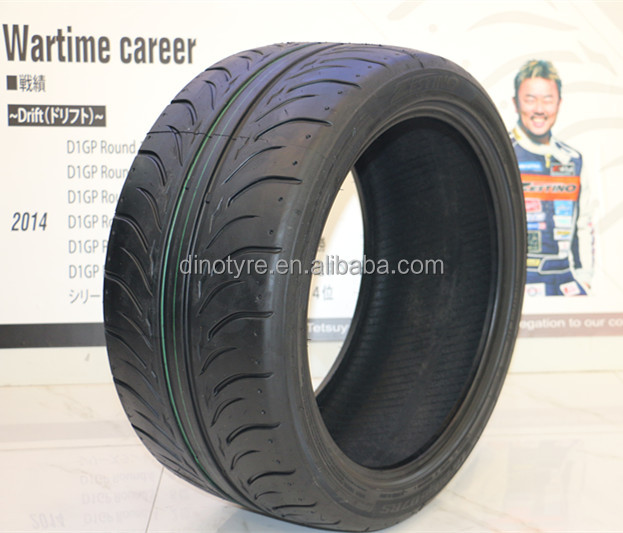 Top Europe racing tire selection drift tires 265/35R18 ZESTINO semi slicktire slick tire direct manufacturers