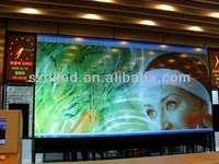 SMD P8 indoor full color real/virtual led digital display led video wall display