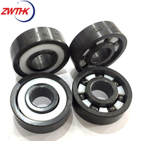 Full ceramic 608CE deep groove ball bearing