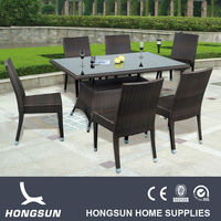 Outdoor Rattan True hotel contemporary furniture made in China