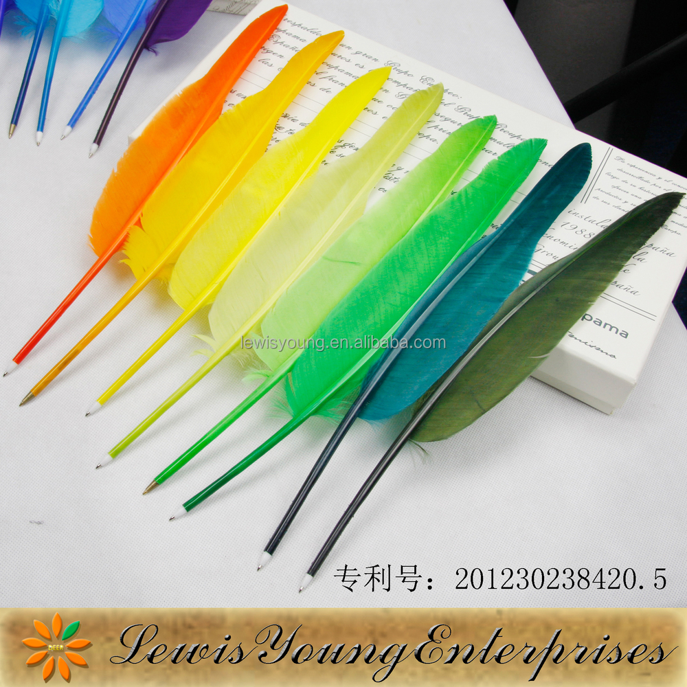 Ball Pen/Feather Pen/Quill Pen for Gift/Promotion