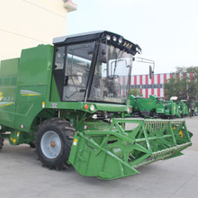 China made combine mini harvester new stype grain rice wheat agricultural machine