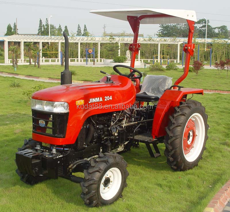 20hp 4wd farm tractor JM204 (4wd tractor, 20hp tractor)