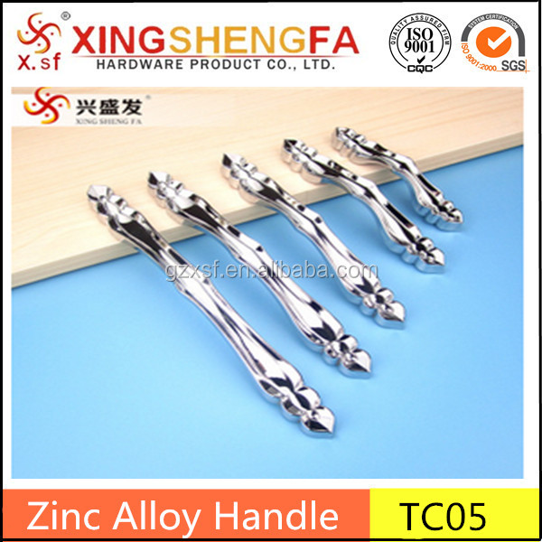 X.sf Direct Selling ZINC Alloy <strong>Handles</strong> Chromed Finished <strong>Handles</strong> Finished