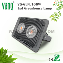 2017 NEWEST full spectrum led lights 100w for greenhouse lighting flower vegetative