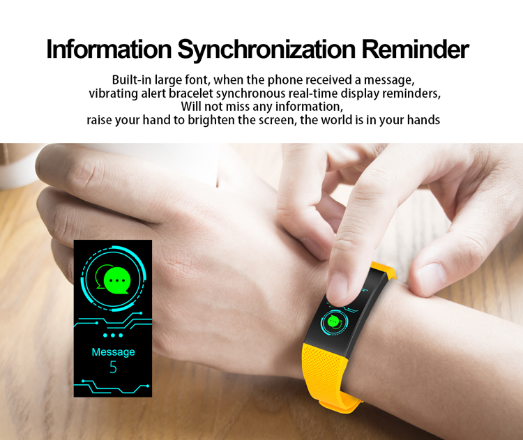 2018 Smart Watch with Heart Rate Monitor,Android Bluetooth Sport Smart Watch Bracelet