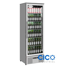 CICO Full Stainless Steel Back Bar Beer Fridge , beer cooler , beer display showcase