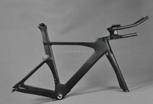 2015 fashion 3K / 12K / UD carbon frame road bike,high quality carbon bike frame;