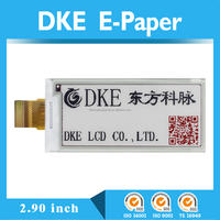 2.9inch e-paper display with e ink technology,Electronic Shelf Label(esl) epaper display