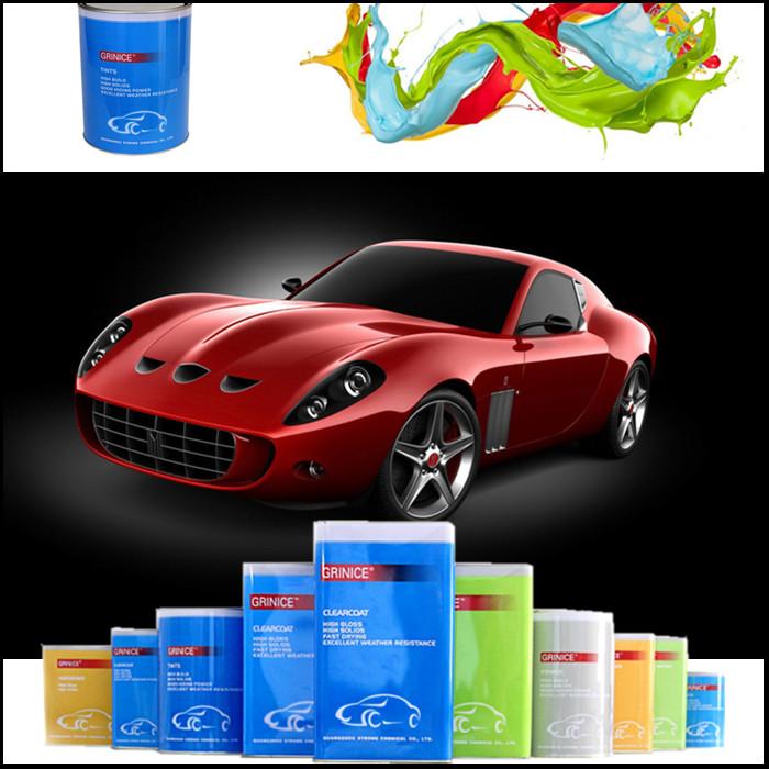 2016 hot sell 1k metallic auto refinish spray paint. Black Bedroom Furniture Sets. Home Design Ideas