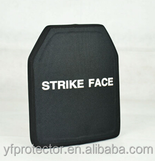 100% PE material light weight ballistic plate