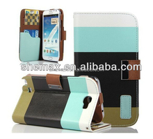 50 PCS/Color, Magnetic Fancy Cute Case For samsung galaxy note 2 n7100 Phone Case