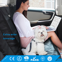 Private Label 3 Types Comfortable Nonslip Pet Car Seat Covers