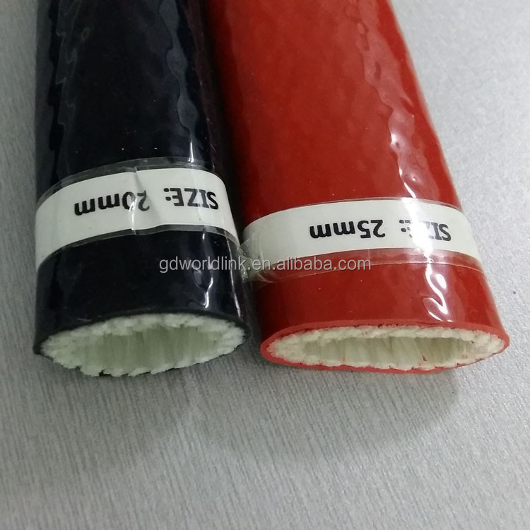 Flame Retardant high temperature fire sleeve for cable protective