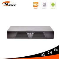Hybrid dvr 960p 4 channel record support onvif p2p with cms software dvr