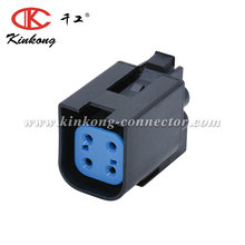 Kinkong Export Goods 4 Pin Waterproof Female Automotive Electric Connector For Ford