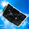 high effciency solar panel rollable solar panel with A grade solar cell panel