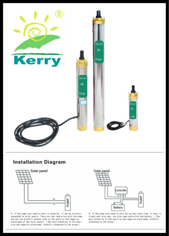 dc solar pond pump kits for sale cheap price and shipping cost