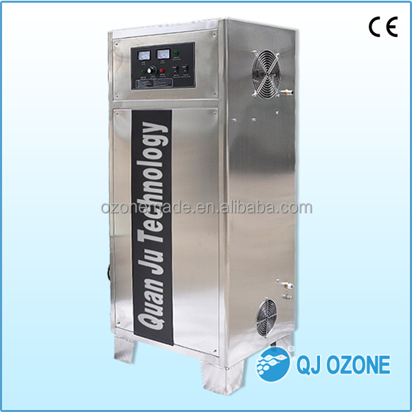Ozone Water and Air Purifier | Cleaner Sterilizer for Water, Vegetables, Fruits, and More