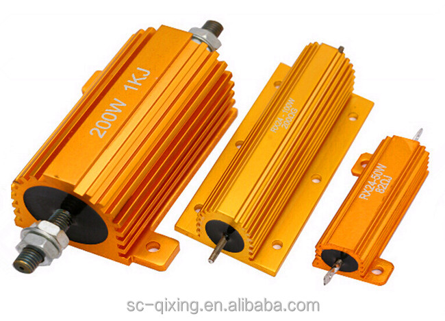 Aluminum Housed Wirewound Power Resistor