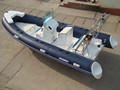 CE Certification and PVC/hypalon rigid Hull Material inflatable boat