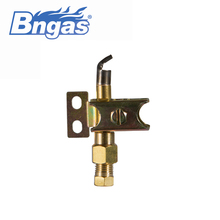 B880205-1SN customized pilot burner spare parts of gas bbq grill accesorios