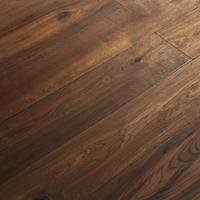 Handscraped Wide Plank Engineered Grey Oak Wood Flooring
