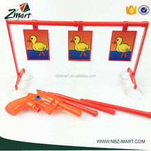 best sellling wholesale bath room duck shooting water toy for kid