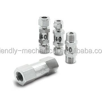 Guaranteed Quality Proper Price metal check valve