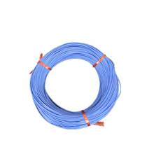 silicone rubber wire flexible silicone heat resistant electric cable and wire UL3135
