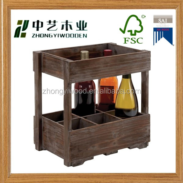 used cheap small wooden vegetable wine crates basket tooling