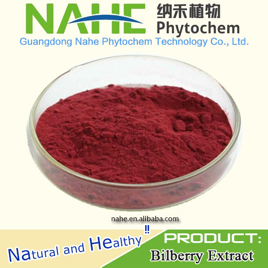2014 Natural Bilberry/ Huckleberry Extract with Anthocyanidin