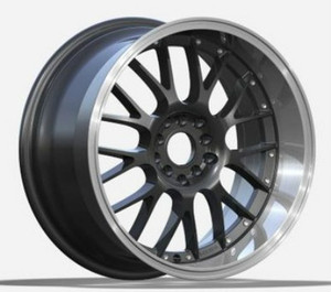 New deep dish 17x9.0j alloy wheels sport rims for cars,8x100/114.3 wheels for sale(ZW-Z855)