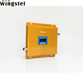 Wholesale new model booster Gold GSM990 900mhz mobile phone signals repeater/amplifier