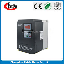 Fatrle Best welding inverter power 7.5kw 220v engraving machine spindle motor frequency converter