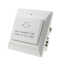 Hotel energy saving switch with 125khz card or 13.56mhz card energy saver