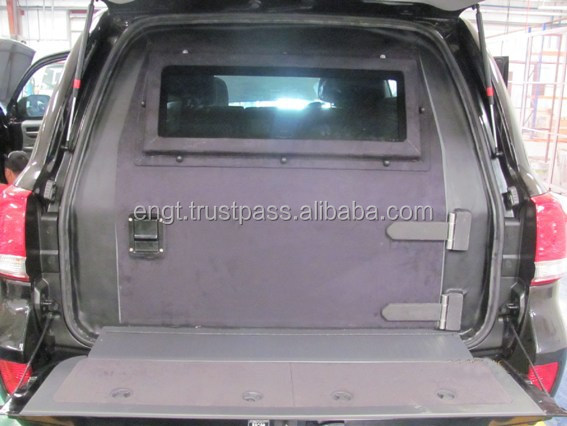 TOYOTA LAND CRUISER GXR 4.5L 2014YM (ARMORED CONVERSION VEHICLE)
