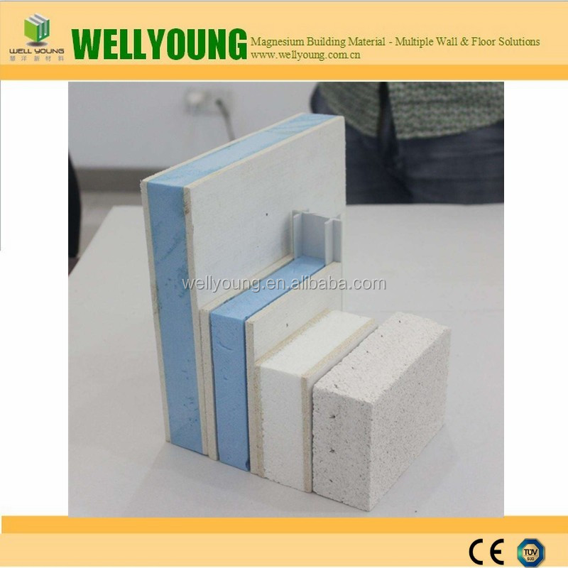 ios prefab wall construction roof wall panel