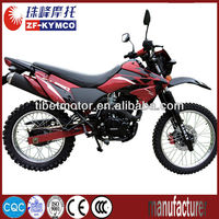 Super wholesale new 250cc full size dirt bikes ZF200GY-4