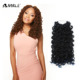 Noble gold synthetic hair reggae braiding popular synthetic hair weave
