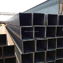 Size 30*30 Cold rolled black square steel tube
